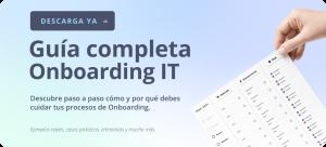 Guía completa onboarding